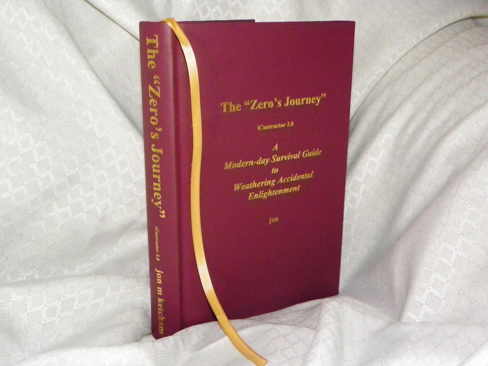 The Zero's Journey Book